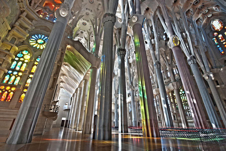 Guadi's Sagrada Familia
