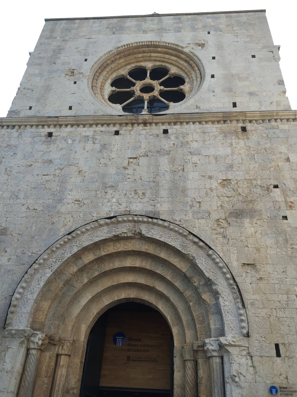 Girona church