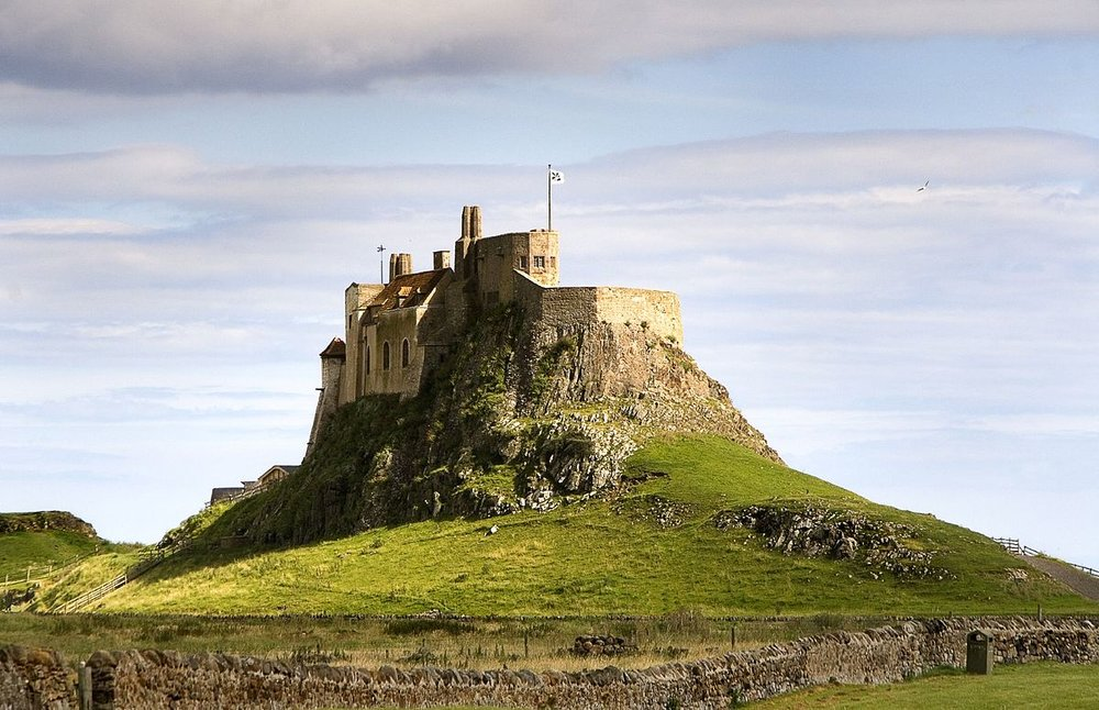 Lindisfarne The Holy Island of Lindisfarne is a tidal island off the northeast coast of England. It is also known just as Holy Island. It constitutes the civil parish of Holy Island in Northumberland. Holy Island has a recorded history from the 6th century AD.
