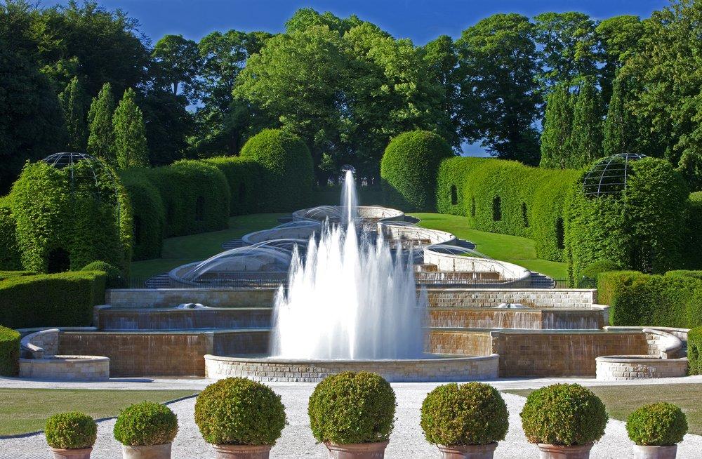Alnwick Castle Gardens