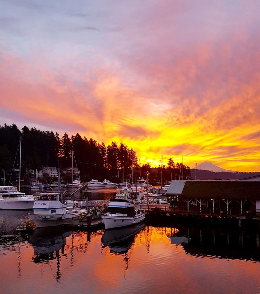Gig Harbor, Photo by Chef John Vincent Palacio, Tides Tavern