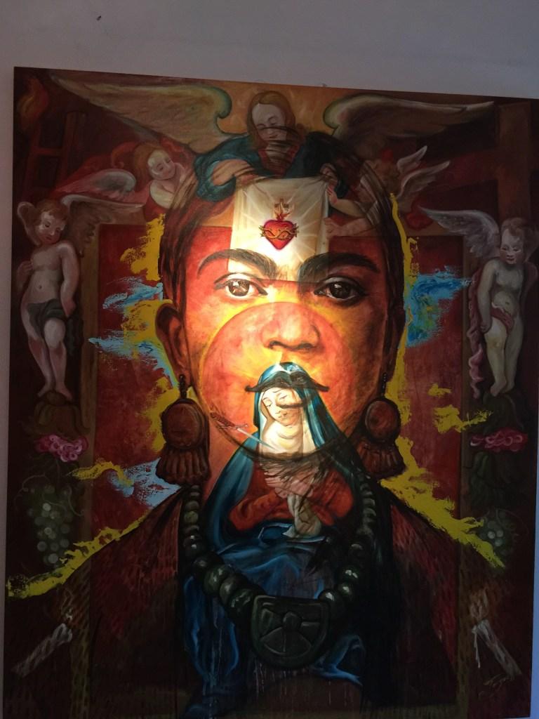 Frida, by Felipe Ferguson