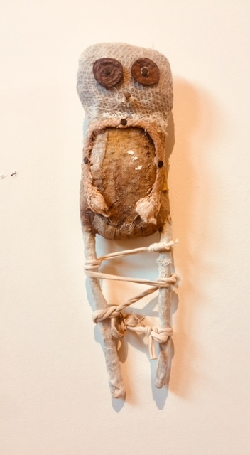 Owl by Frank Shelton
