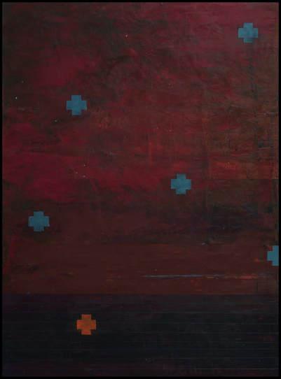 Morocco Painting by Graceann Warn