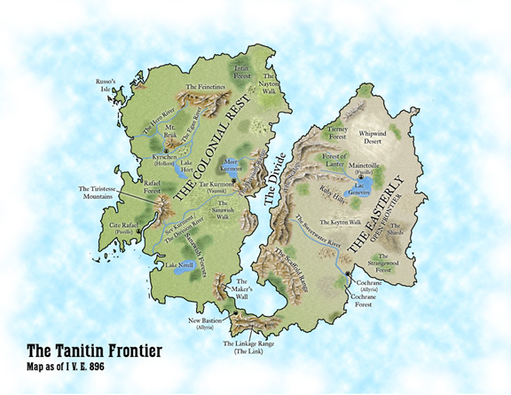 The Tanitin Frontier