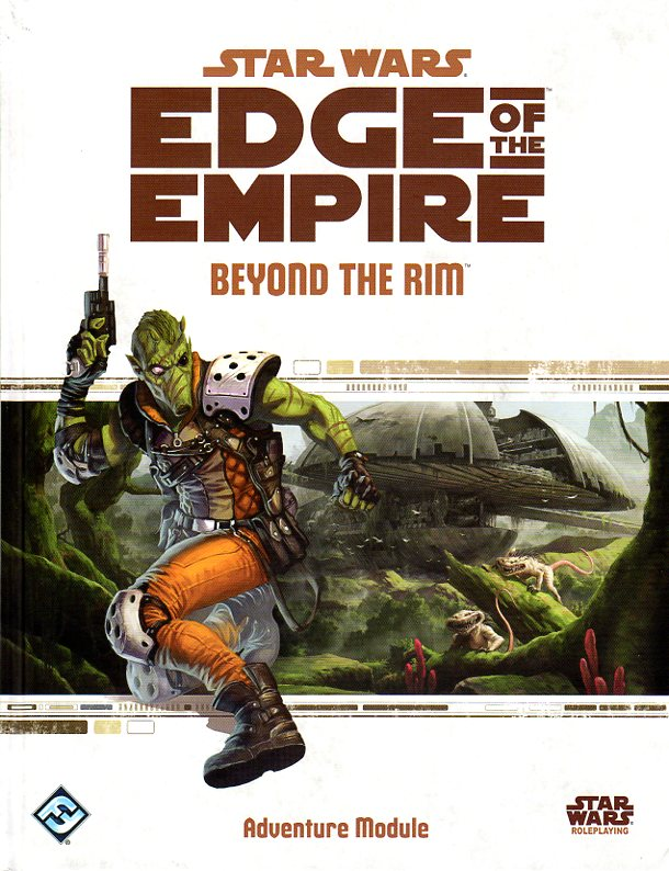 Star Wars Edge of the Empire RPG Beyond the Rim adventure