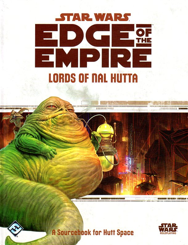 Star Wars Edge of the Empire RPG Lords of Nal Hutta