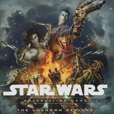 Star Wars RPG (Saga Edition) The Unknown Regions