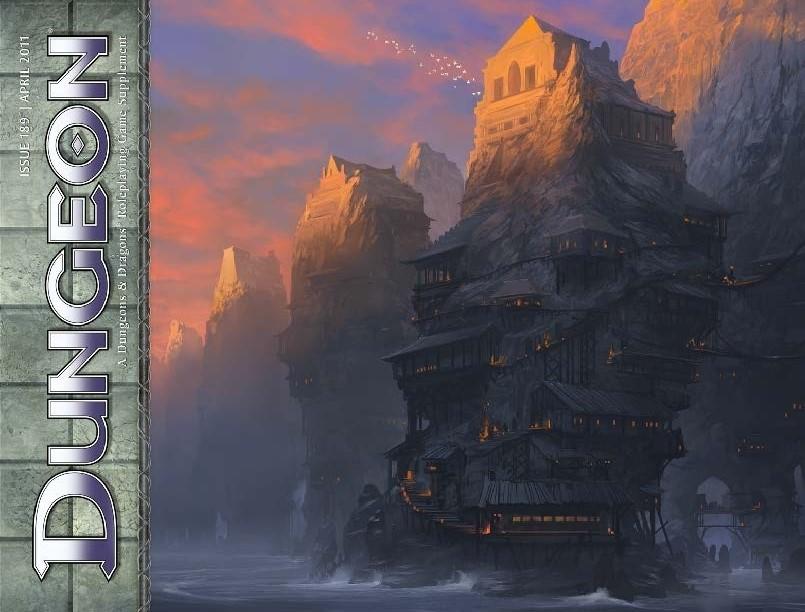 Dungeon 189 April 2011