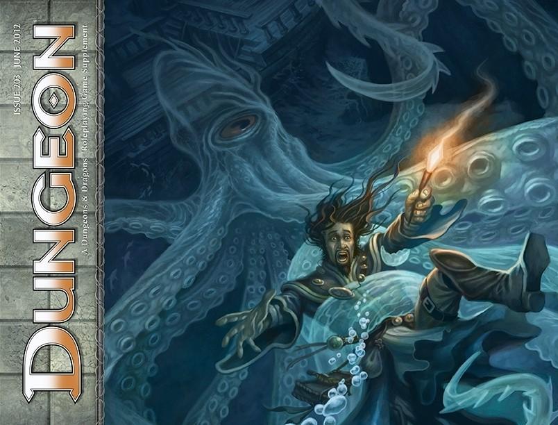 Dungeon 203 June 2012