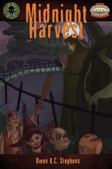 Realms of Cthulu (Savage Worlds) Midnight Harvest