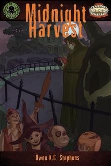 Realms of Cthulu (Savage Worlds) Midnight Harvest