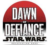 Star Wars Saga Edition Dawn of Defiance Campaign