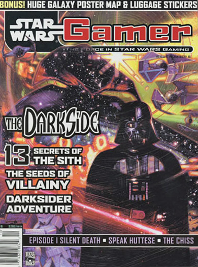 Star Wars Gamer Magazine 5