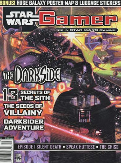 Star Wars Gamer Magazine 5