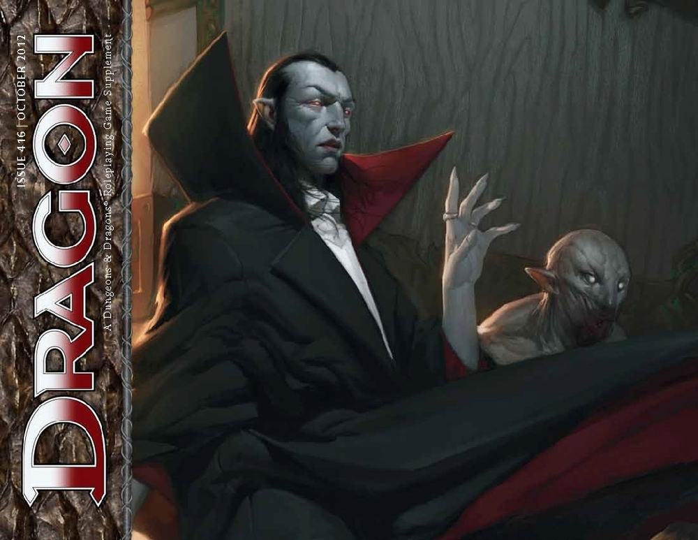 Dragon 416 (Strahd and Van Richten article)