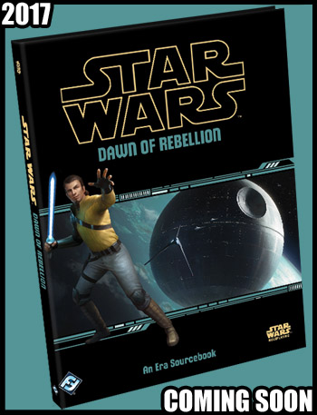 Star Wars Dawn of Rebellion (Edge/Age/F&D)