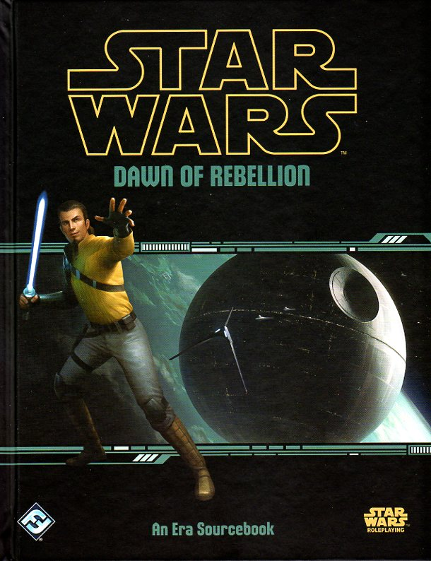 Star Wars RPG - Dawn of Rebellion
