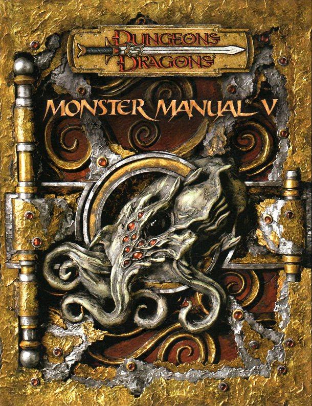 D&D 3.5 Monster Manual V