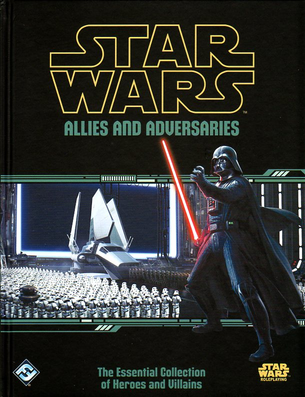 Star Wars RPG Allies & Adversaries