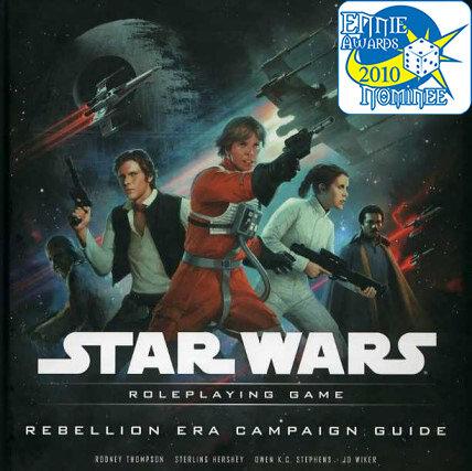 Star Wars RPG (Saga Edition) Rebellion Era Campaign Guide