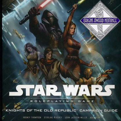 Star Wars RPG (Saga Edition) Knights of the Old Republic Campaign Guide