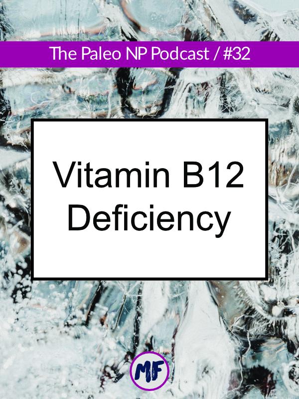 B12 deficiency