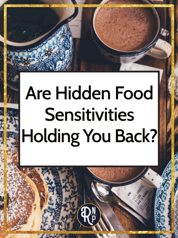 Athletes are more likely to suffer from food sensitivities because training (especially high intensity and endurance training) causes stress to the immune system and makes your gut leaky. So not only will your body react to foods that cause inflammation more when you are exercising heavily, but it will also cause more stress on your immune system.