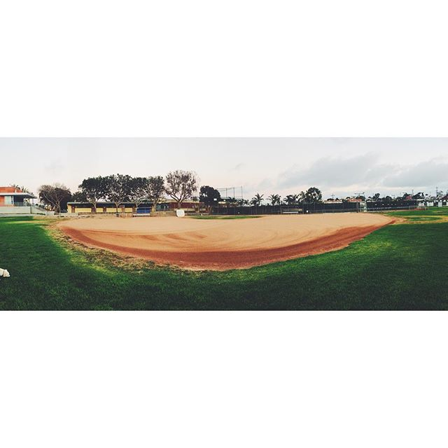 not my field // still my turf #firstlove