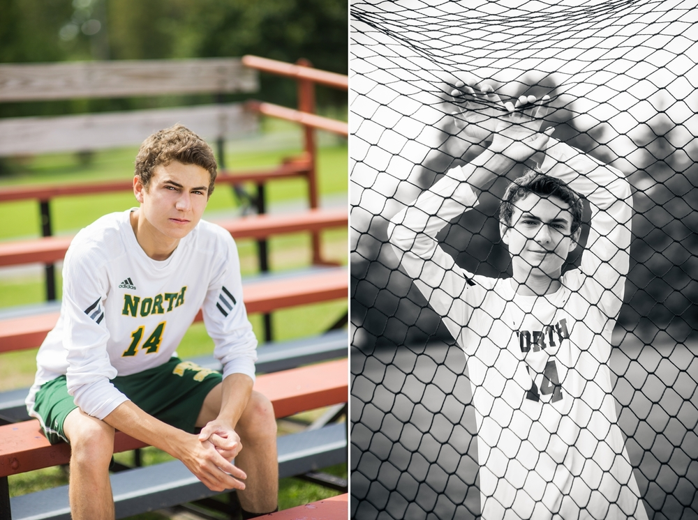 Willamsville Senior Photographer | Senior photography | senior soccer pictures