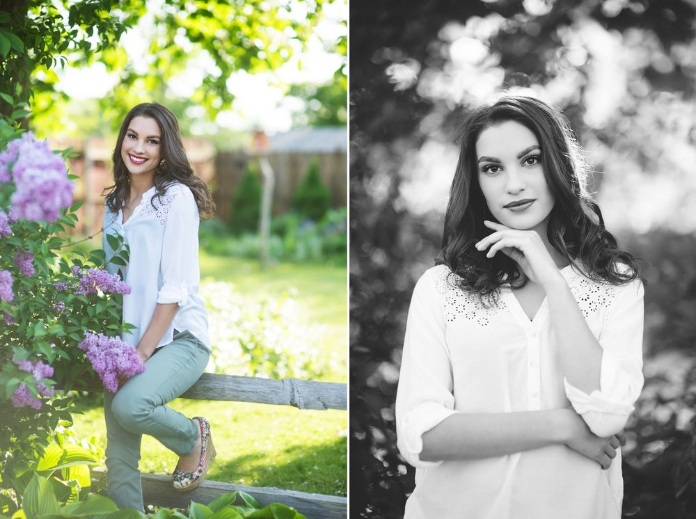 Tonawanda NY | Senior Portraits | Lauren Ashley Photography