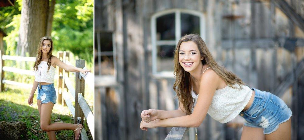 Lauren Ashley Photography | Senior Portraits | Sacred Heart Academy