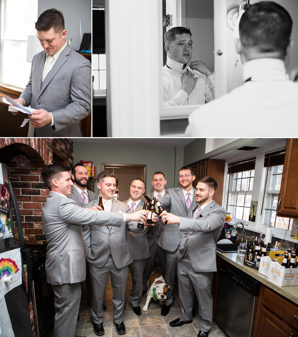 Buffalo Wedding Photo | Lauren Ashley Photography