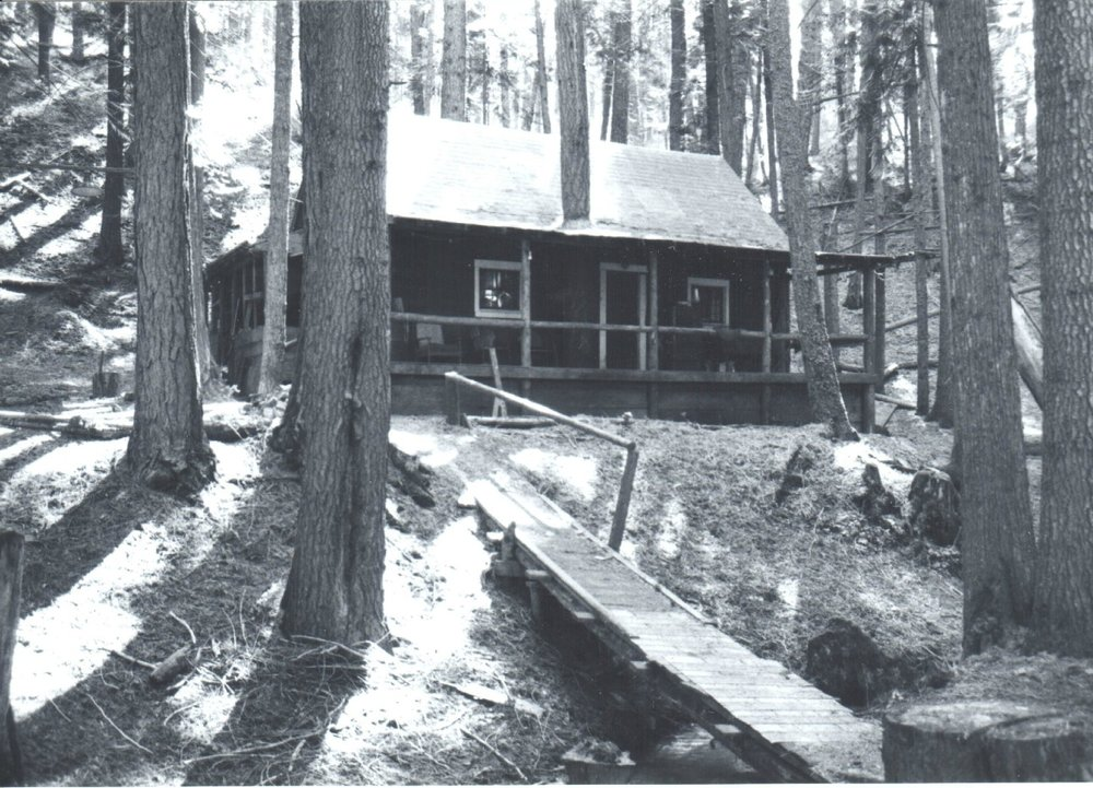 The Berrigan cabin