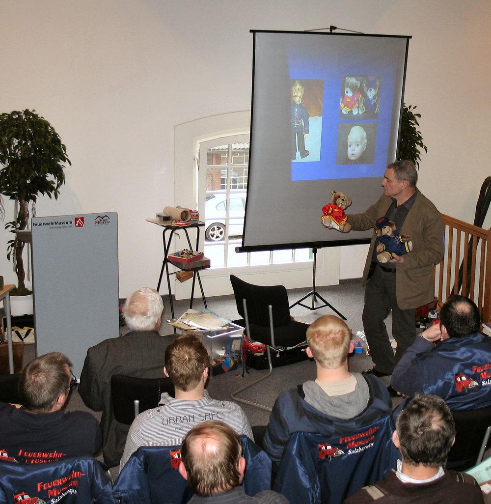 Dieter Farrenkopfs Vortrag auf der Jahrestagung der @gfm Regionalgruppe Nord am 14. März 2009