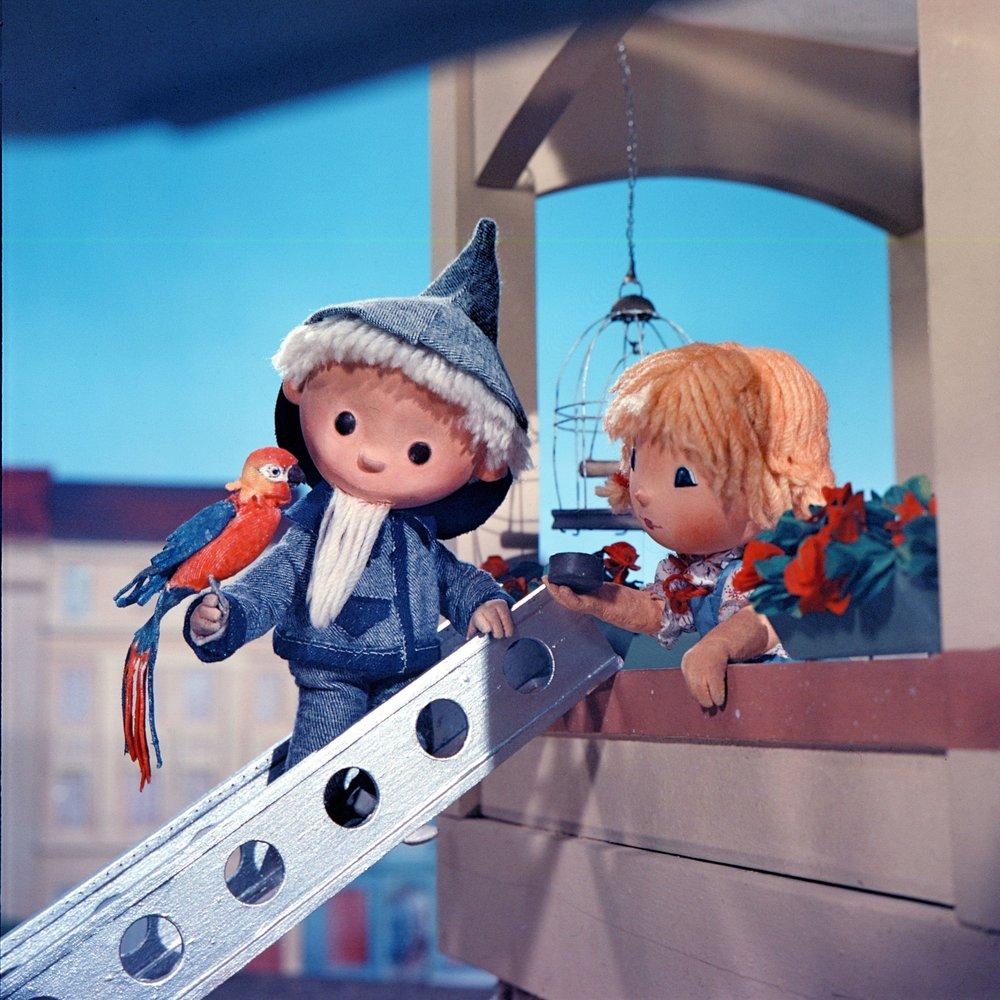 Sandmännchens Traumwelt: Puppen, Modelle und Fotos - 7. Februar bis 30. März 2014