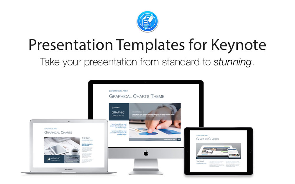 Keynote Presentation Templates  Deeda Designs