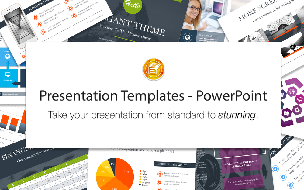 Powerpoint presentation templates deeda designs view in mac app store toneelgroepblik Image collections