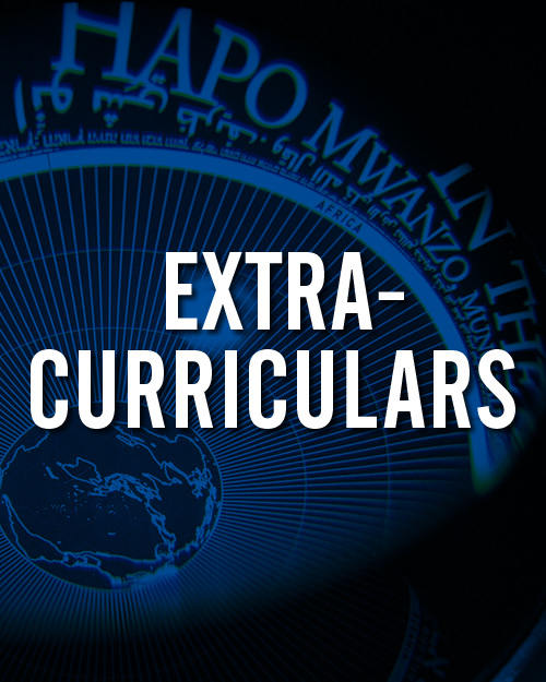 Extra-Curriculars