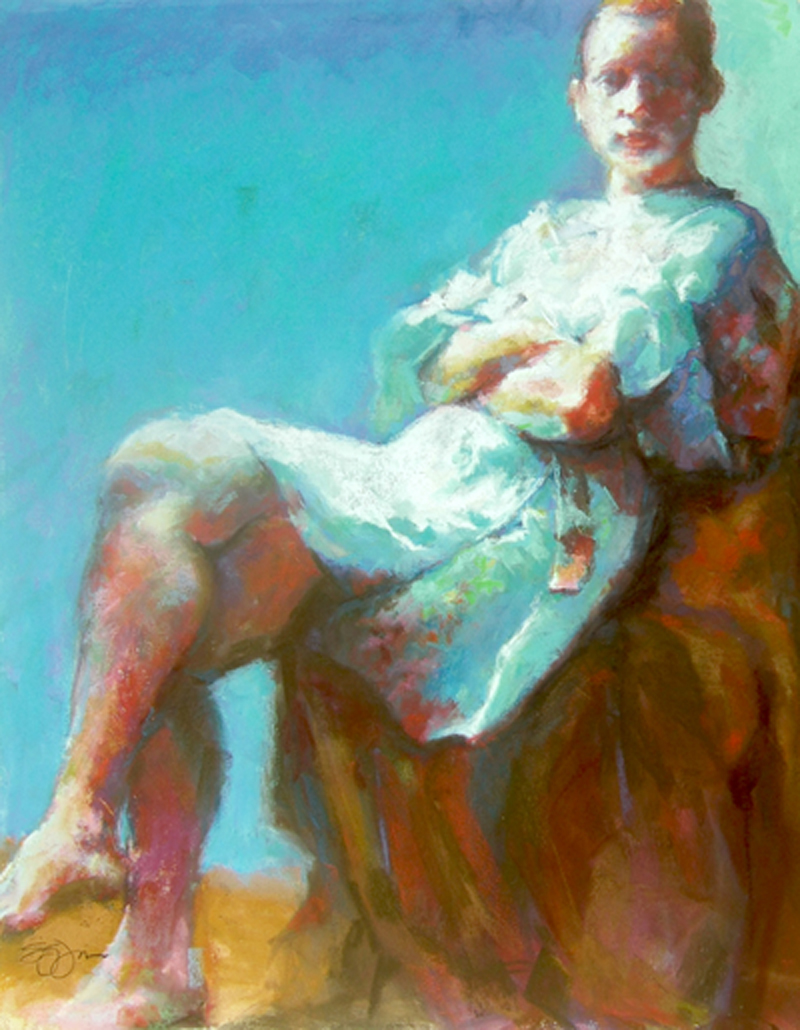 Figurative Paintings Susan Grill Joss