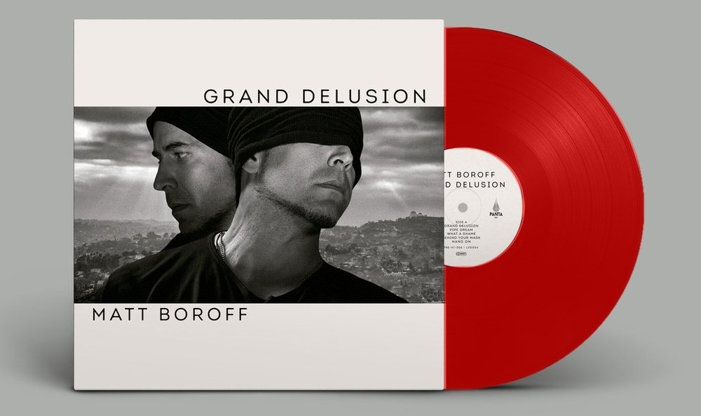 click to preorder the limited red edition vinyl