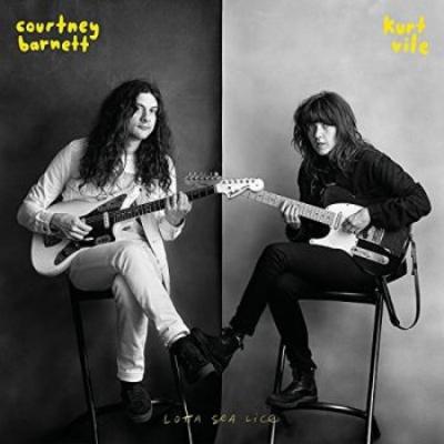 Courtney Barnett & Kurt Vile - Lotta Sea Live