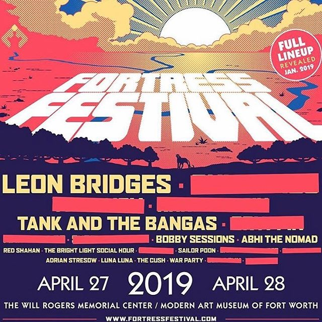 """This week on """"The Dig"""" @fortressfest just released phase 1 of their 2019 lineup, a new single from @sarramusik and much more. Check it out at CrateDiggersDallas.com [link in bio]."""