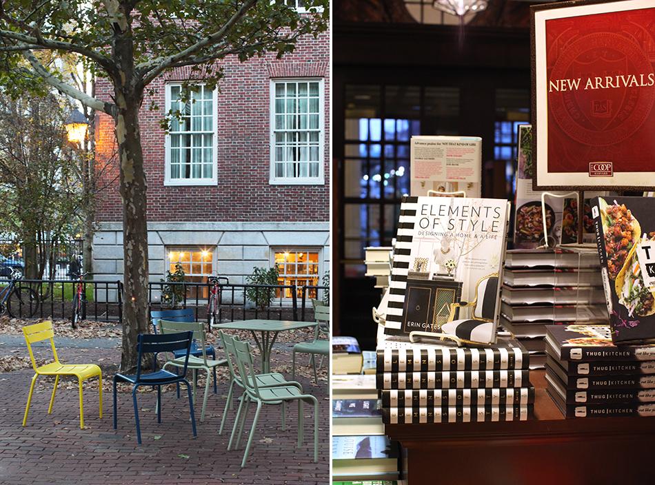 HarvardYard&BookStore