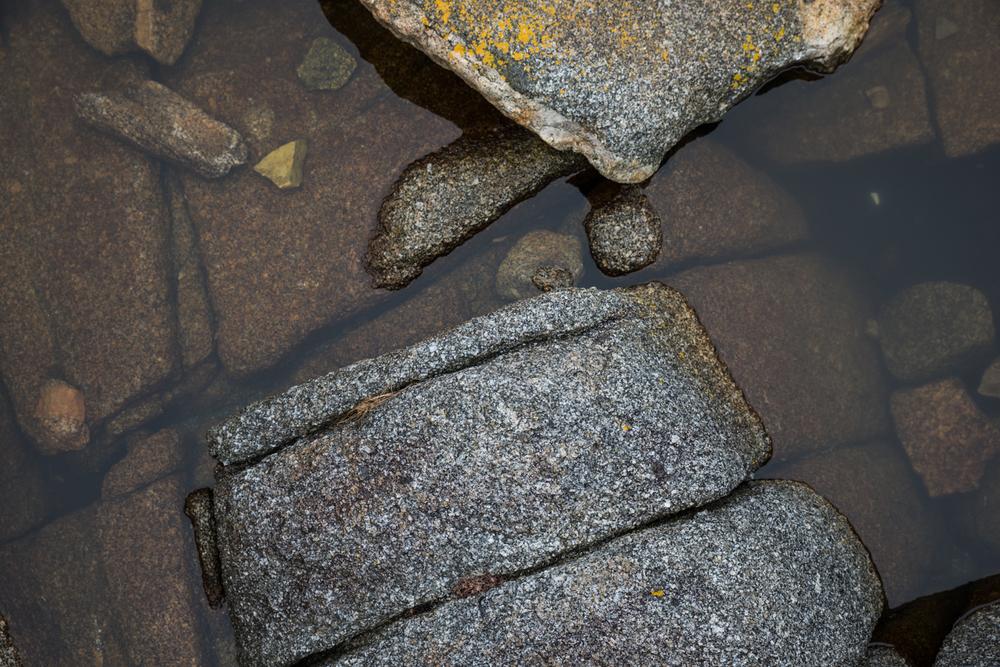 Granite coastline of Eastern Nova Scotia