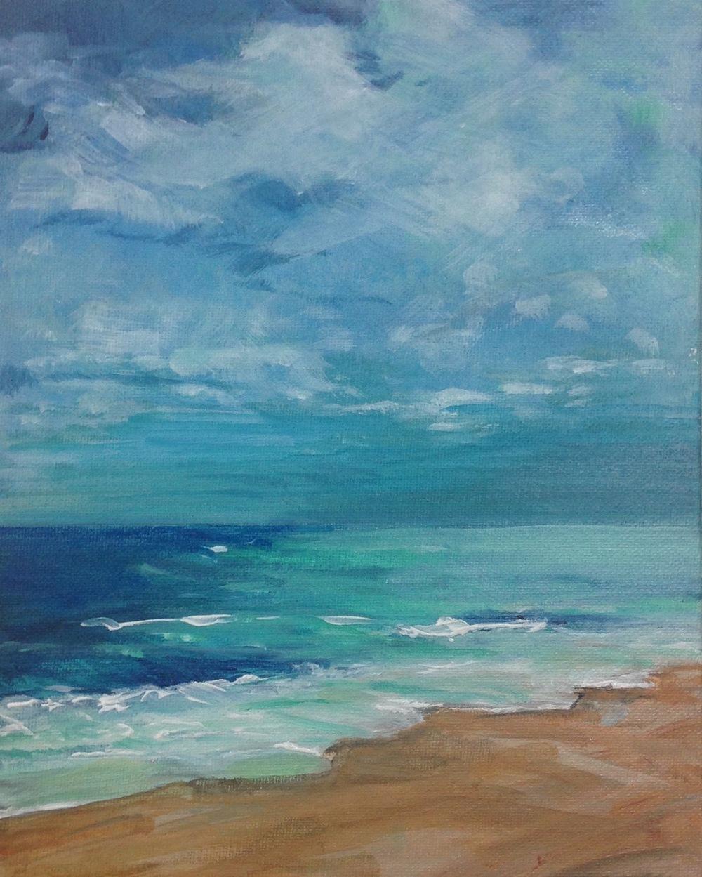 Coastal #3