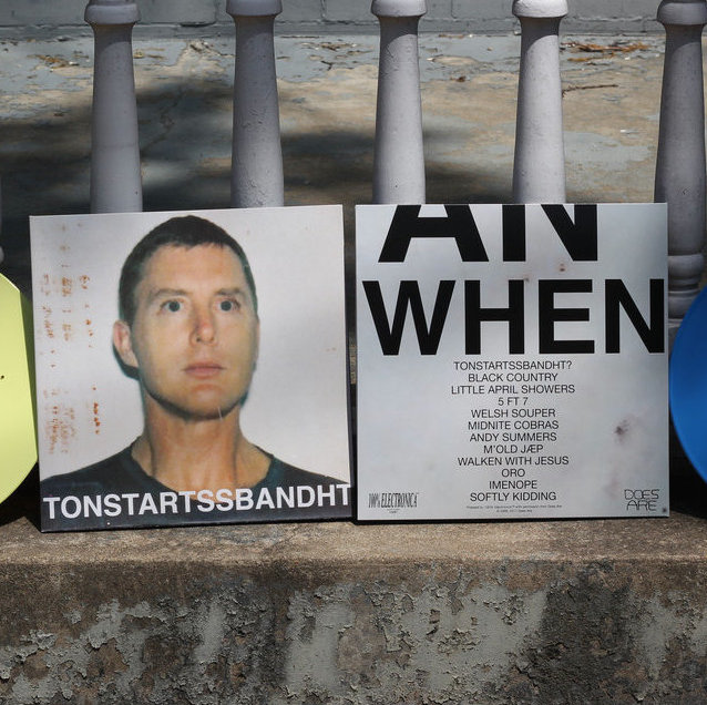 TONSTARTSSBANDHT - An When, Vinyl LP, $21