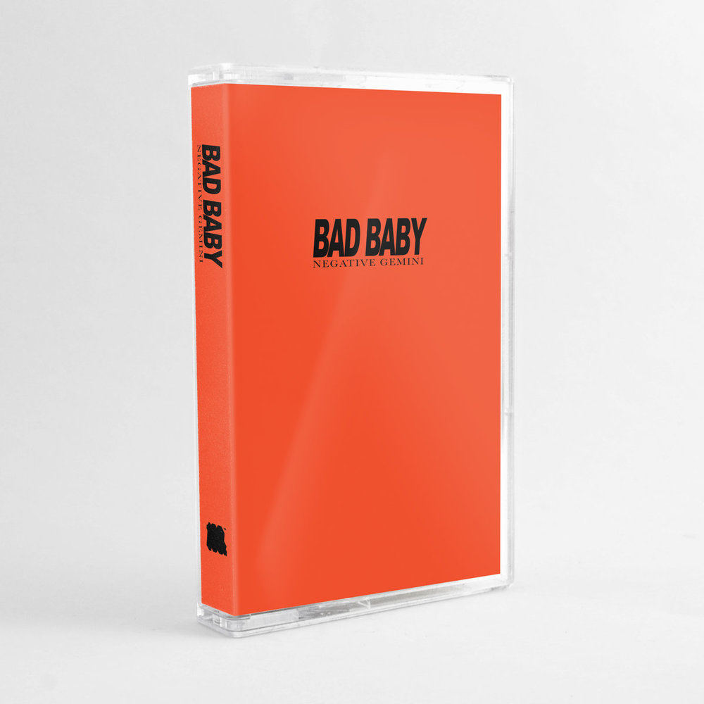 Negative Gemini - Bad Baby [Cassette]
