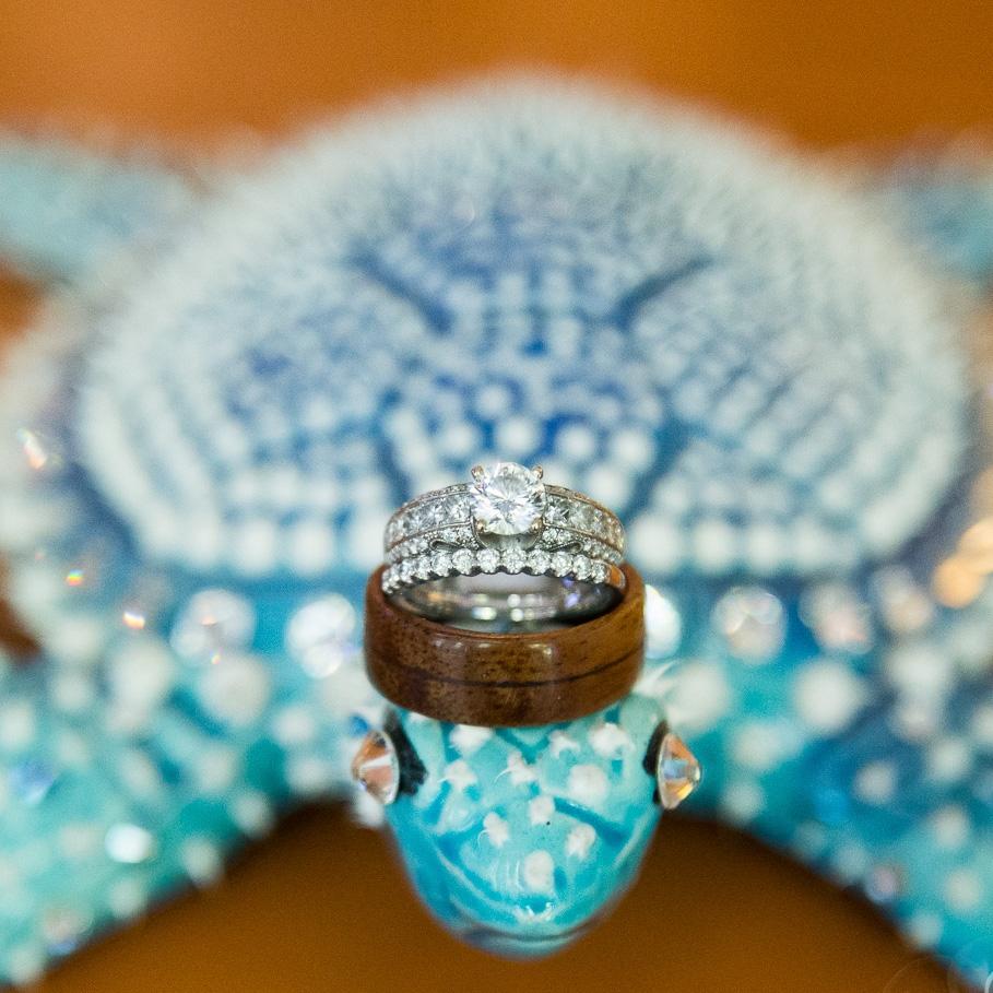 Diamond-wedding-ring-on-sparkly-turtle-decoration.jpg