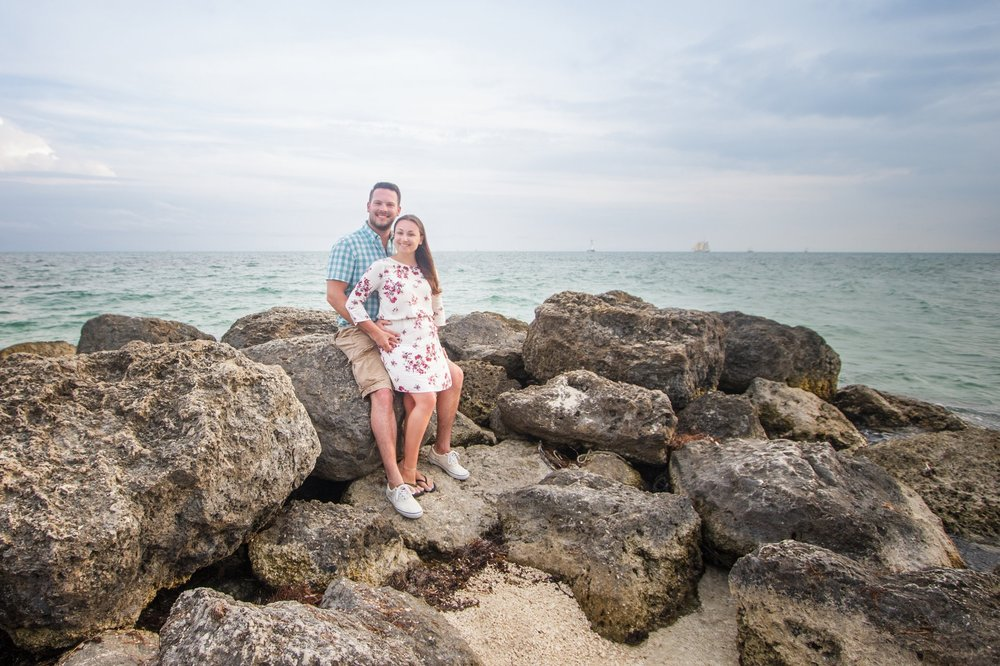 Engaged-Couple-On-Rocks-In-Key-West.jpg